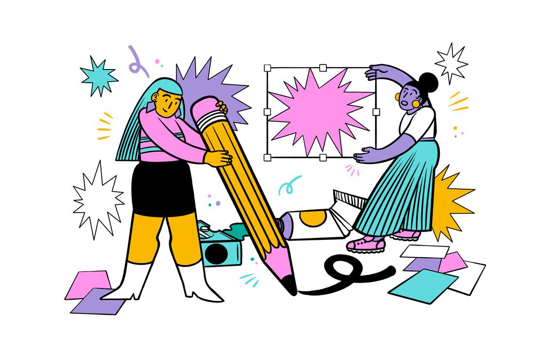 Usfolk - Illustration Agency Belfast