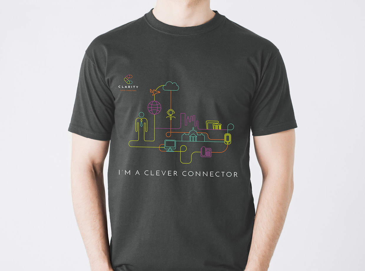 Clarity T-Shirt Design