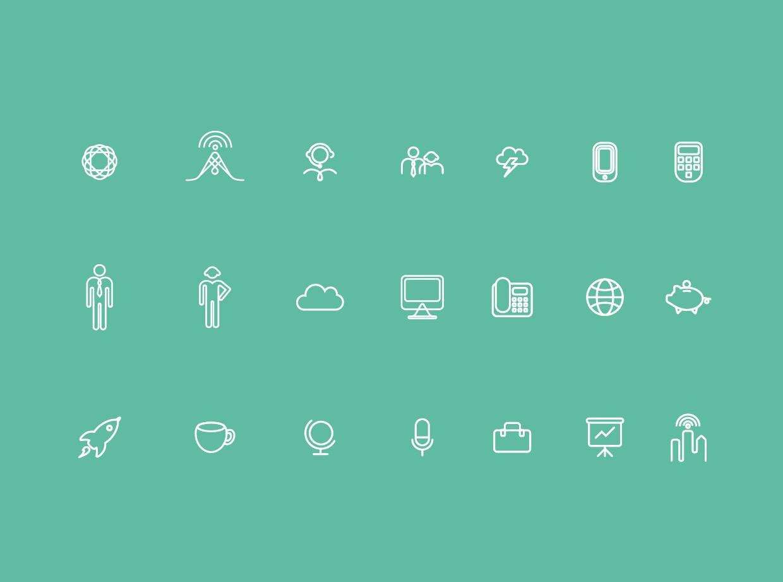 Clarity Icon Design
