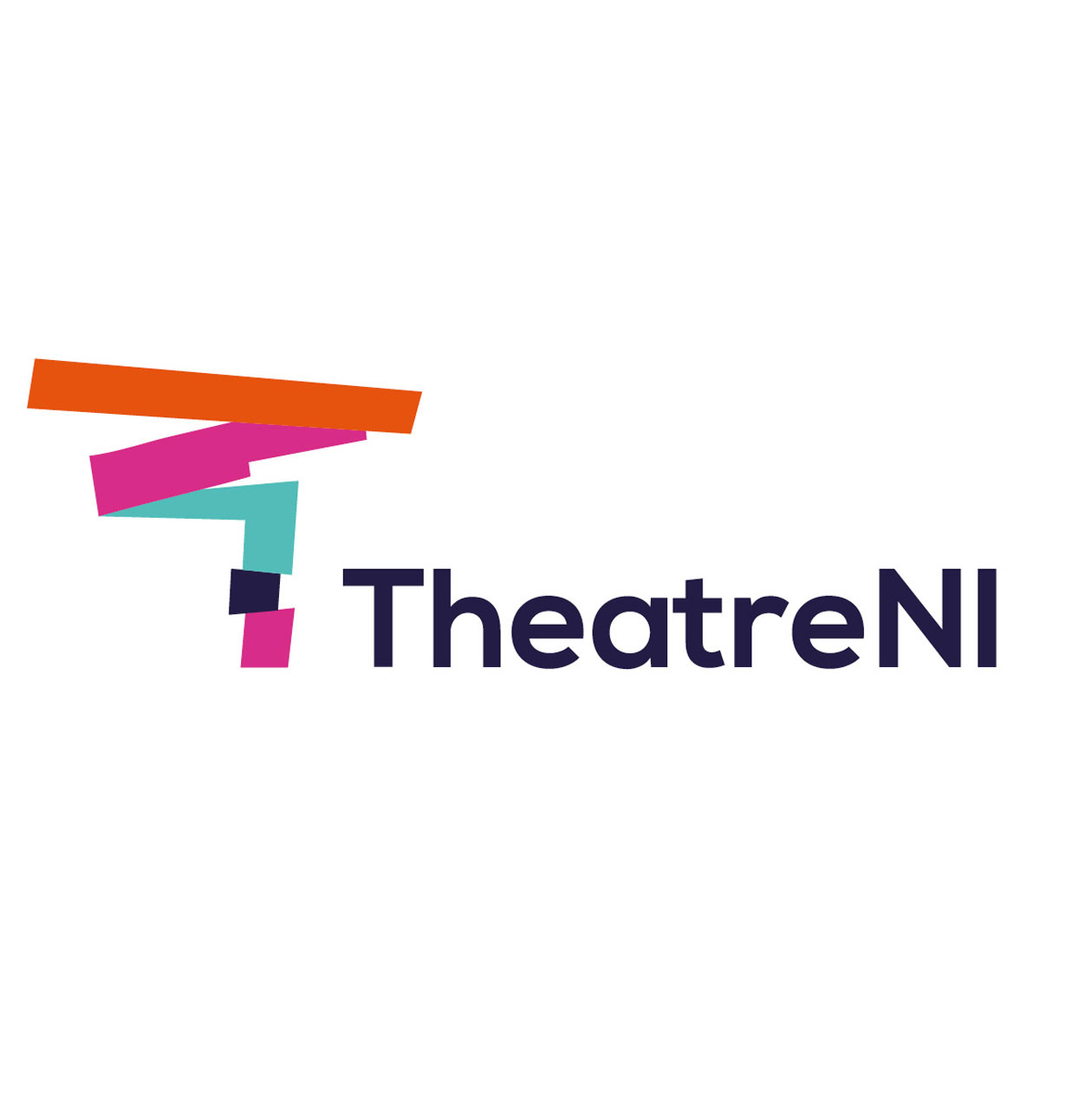 TheatreNI Logo Design