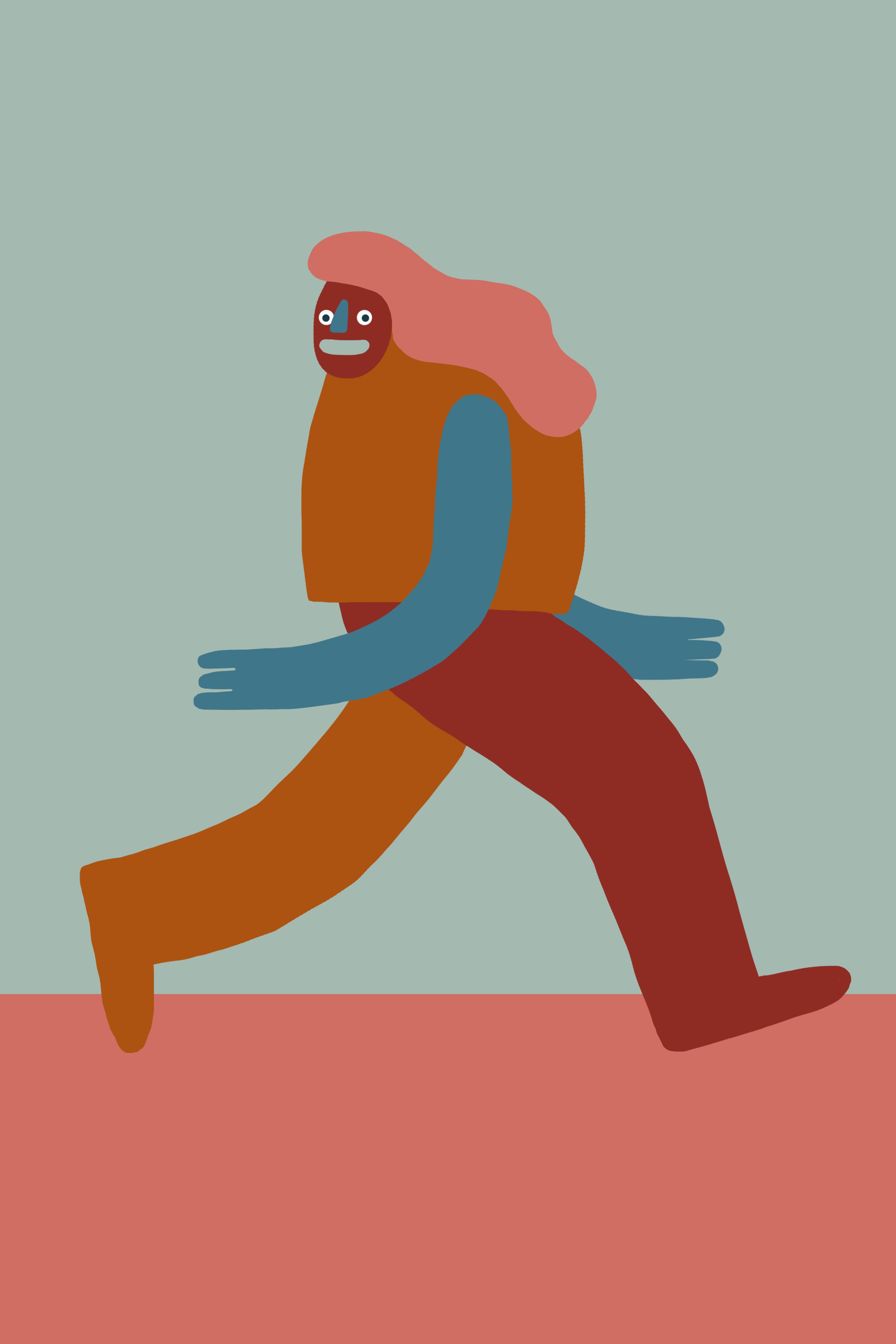 Cecile Gariepy Illustrator Usfolk